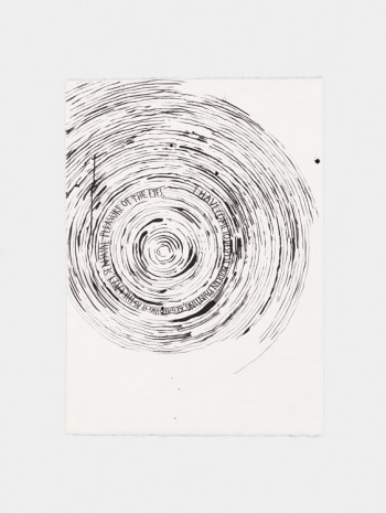 Raymond Pettibon, No Title (I have come...), 2017 , Contemporary Fine Arts - CFA