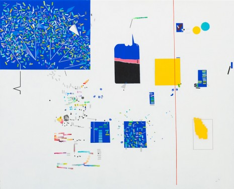 Bart Stolle, Reconstructing the Original Formula, 2011-2012, Zeno X Gallery