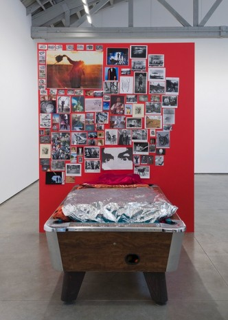 Will Boone, Hot Bed, 2018 , David Kordansky Gallery