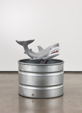 Will Boone, Jaws, 2018 , David Kordansky Gallery