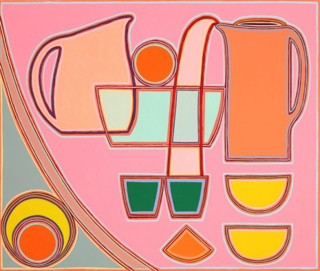 Holly Coulis, Grapefruit Halves and Water, 2018 , Simon Lee Gallery
