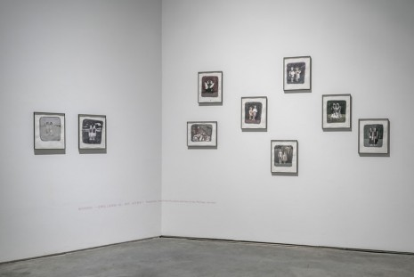 Lin Shan, Photo Wall, 2018, ShanghART