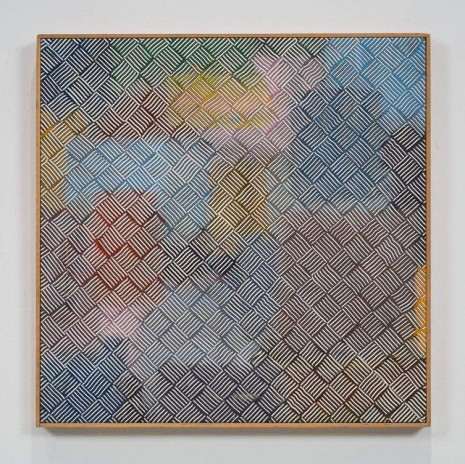 Jack Whitten, Mother's Day 1979 For Mom , 1979, Hauser & Wirth