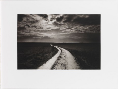 Don McCullin, The Road to the Somme, France, 2000 Printed in 2015, Hauser & Wirth
