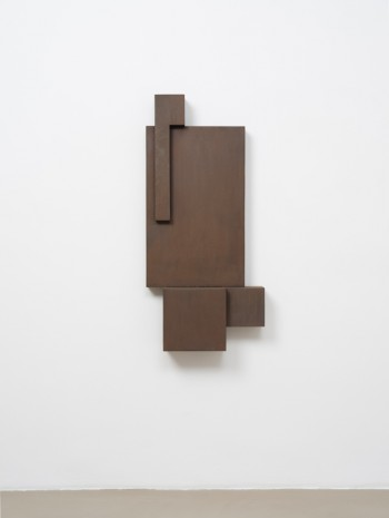Fabrice Gygi, Dominique, 2014, Galerie Chantal Crousel