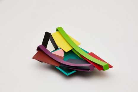 Phillip King, Download Stretch Float Maquette, 2013 , Luhring Augustine