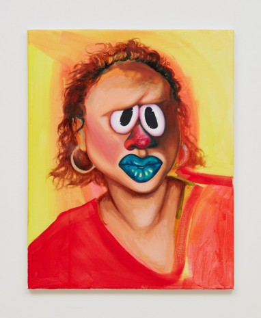 Cheyenne Julien, Untitled (Self Portrait), 2018, Almine Rech