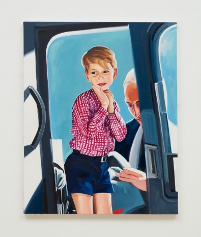 Sam Mckinniss, Prince George & Prince William, 2018 , Almine Rech Gallery