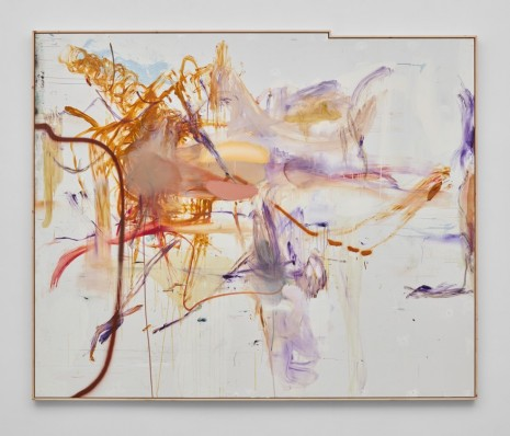 Albert Oehlen, Untitled, 2013, Almine Rech Gallery