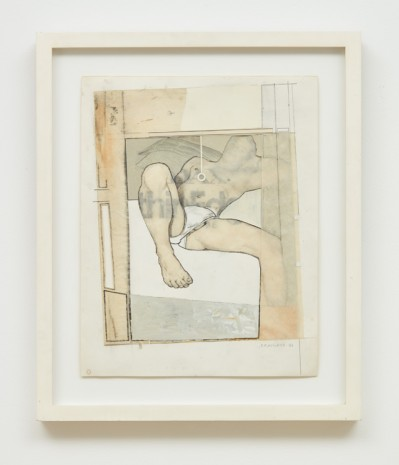 Joe Brainard, Untitled (Reclining Figure), 1981 , Almine Rech Gallery