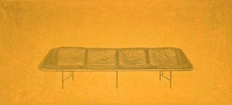 David Diao, Couch, 1999, ShanghART