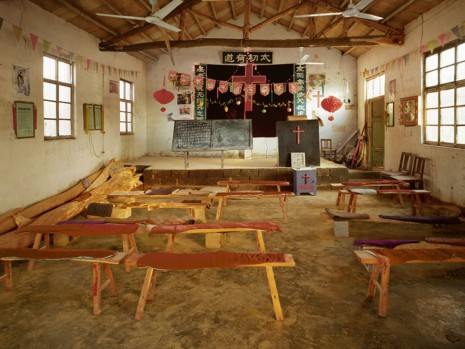 Qu Yan, Church in Baozhuang Village, Town of Chulan, Suzhou City, Anhui Province, 2007, Tang Contemporary Art
