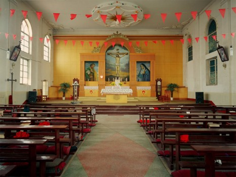 Qu Yan, Church in Wanbolin Area Taiyuan City Shanxi Province, 2007, Tang Contemporary Art