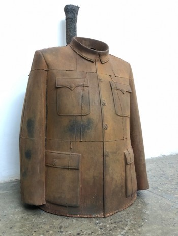 Sui Jianguo, Chinese tunic suit, 2001, Tang Contemporary Art