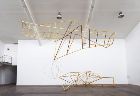 Chen Yujun, Temporary construction, No.280506, No.280509, 2018, Tang Contemporary Art
