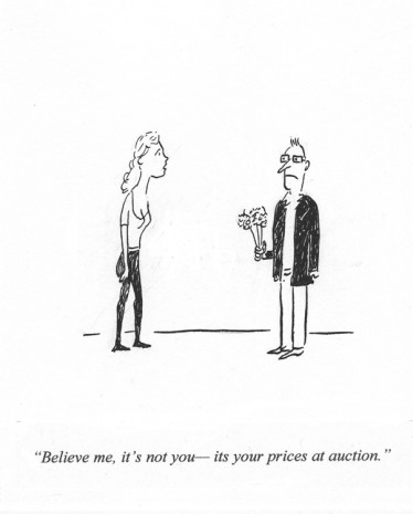 Pablo Helguera, ARTOONS:  Believe me, it's not you..., , Galerie Gabrielle Maubrie