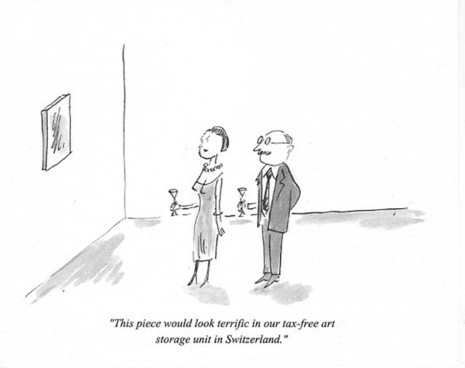 Pablo Helguera, ARTOONS: This piece would look terrific…, , Galerie Gabrielle Maubrie