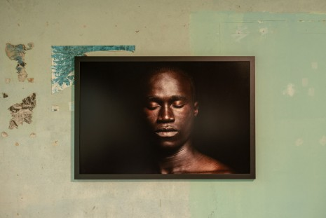 Leila Alaoui, Crossings, 2013 , Galleria Continua