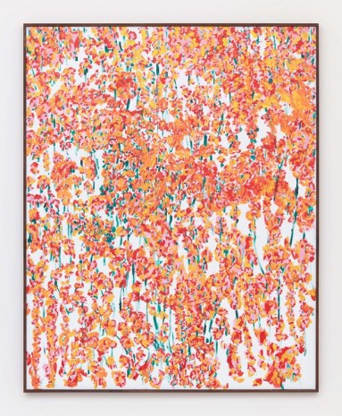Matthew Chambers, Eating The Color Off Everything, 2017 , Praz-Delavallade