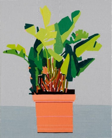 Guy Yanai, Sicily (Barbarian In The Garden), 2017, Praz-Delavallade