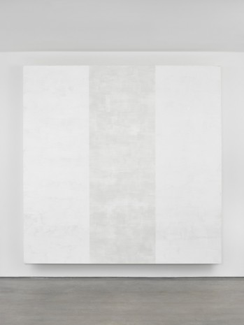 Mary Corse, Untitled (White Inner Band, Beveled), 2018, Lisson Gallery