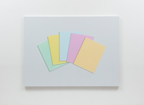 Mathew Cerletty, Assorted Colors, 2018 , Tanya Bonakdar Gallery