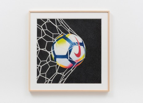 Mathew Cerletty, Stoppage Time, 2018 , Tanya Bonakdar Gallery
