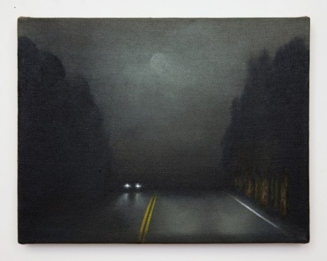 Dana Powell, Night drivers, 2018, Tanya Bonakdar Gallery