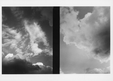 Nobuyoshi Araki, Untitled (Northern Sky), 2017 , Anton Kern Gallery