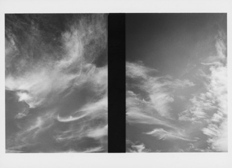 Nobuyoshi Araki, Untitled (Northern Sky), 2017, Anton Kern Gallery