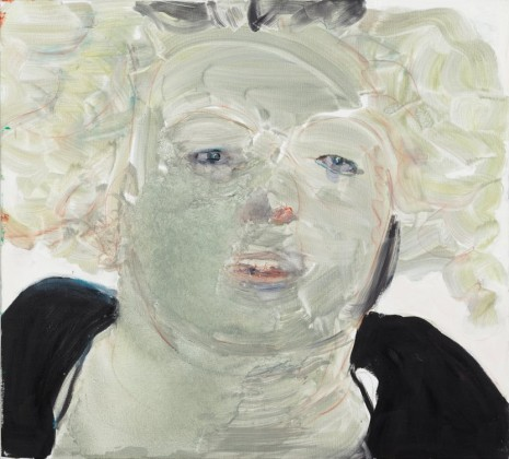 Marlene Dumas, Selfportrait at Noon, 2008, Kerlin Gallery
