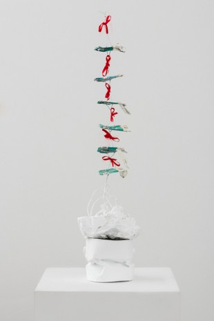 Paul Pascal Thériault, Christmas Tree, 2018, David Kordansky Gallery