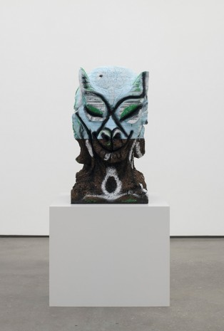 Huma Bhabha, Four Nights of a Dreamer, 2018, David Kordansky Gallery