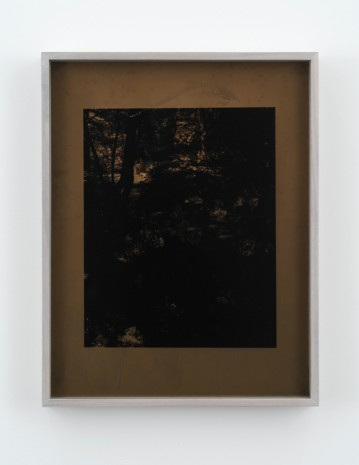 Sam Falls, Moon Light, 2018 , 303 Gallery