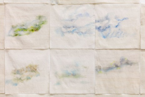 Liza Lou, The Clouds, 2015-2018, Lehmann Maupin