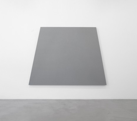 Alan Charlton, Light Grey Trapezium, 2018, A arte Invernizzi