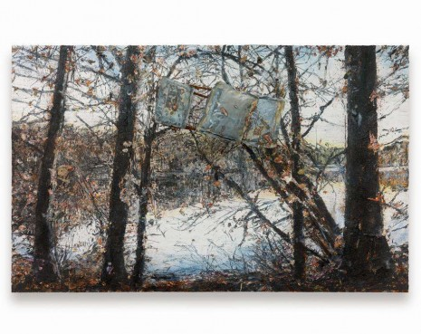 Anselm Kiefer, Untitled, 2015-2016 , Galerie Thaddaeus Ropac