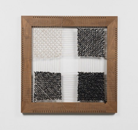 Analia Saban, Magnetic Core Memory Structure #1, 2018 , Tanya Bonakdar Gallery