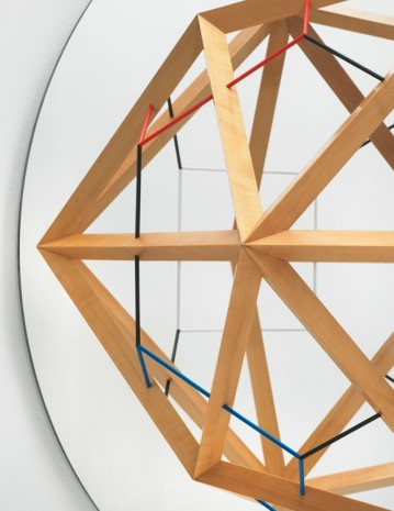 Olafur Eliasson, The missing part reminded, 2018 , Tanya Bonakdar Gallery
