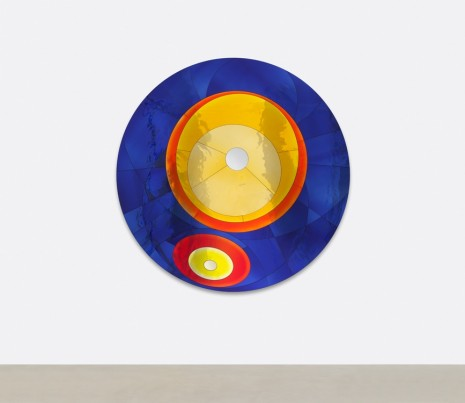 Olafur Eliasson, Flare reflection assembly, 2018 , Tanya Bonakdar Gallery