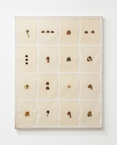 Hannah Wilke, S.O.S. Starification Object Series #4 (Mastication Box), 1975 , Alison Jacques Gallery