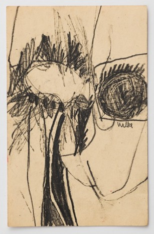 Hannah Wilke, Untitled, c. 1964-66 , Alison Jacques Gallery