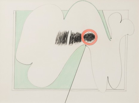 Hannah Wilke, Untitled, c. 1965-66 , Alison Jacques Gallery