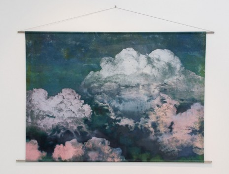 Jay Heikes, Mother Sky, 2018, Marianne Boesky Gallery