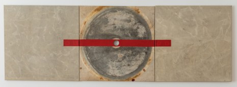 Ian Anüll, Untitled (Red Dolar Series), 1987 , Mai 36 Galerie