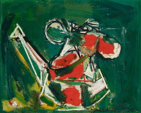 Hans Hofmann, The Tea Kettle, 1952, Hollis Taggart