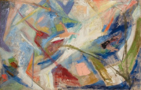 Quita Brodhead, Abstract Forms, 1958, Hollis Taggart