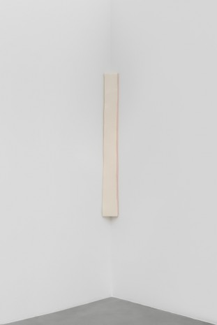 Justin Adian, Upright, 2018 , Almine Rech