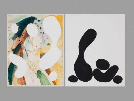 Mike Kelley, Untitled (Collages 1974-2011), 1974-2011  , Hauser & Wirth