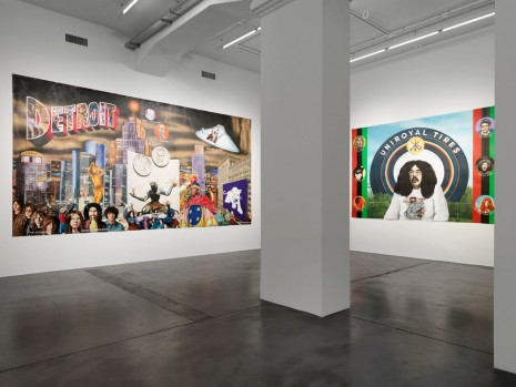 Mike Kelley Hauser & Wirth